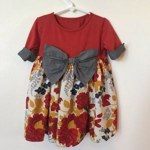 Persnickety Dress Floral